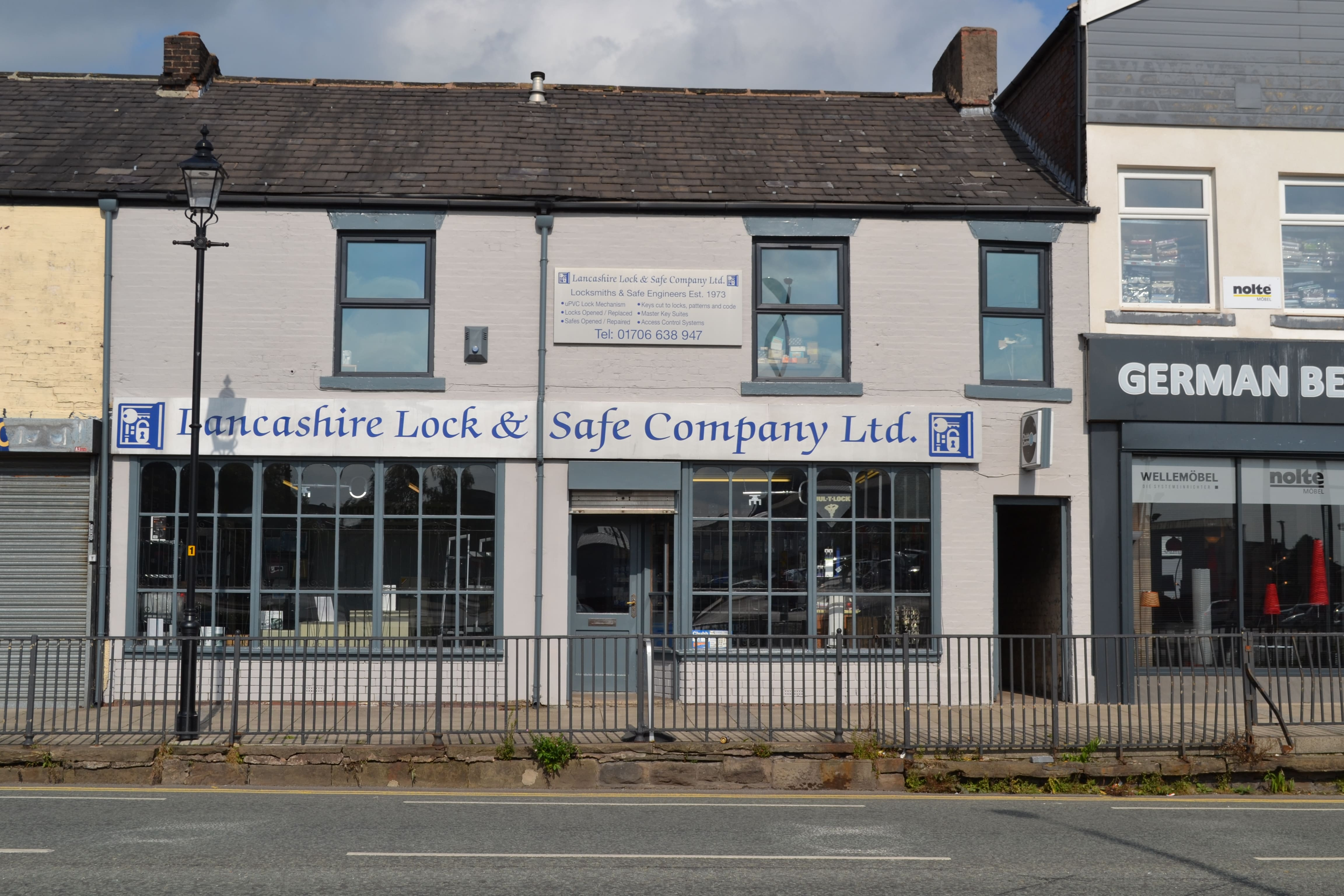 Lancashire Lock and Safe | About Us